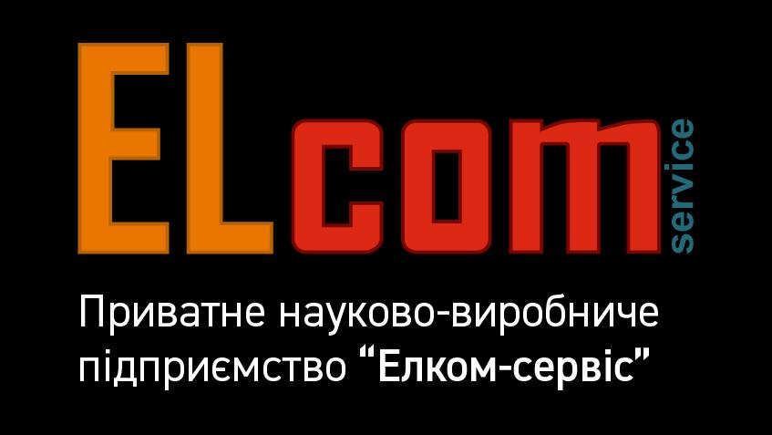 логотип Елком сервіс