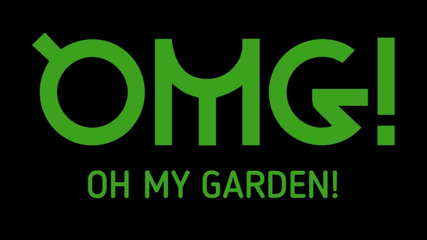 логотип Oh My Garden